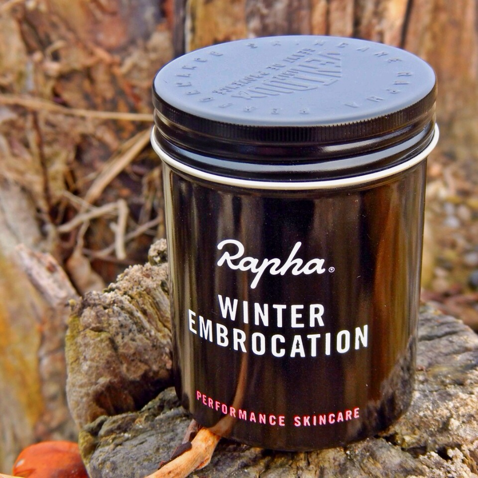 Rapha Winter Embrocation