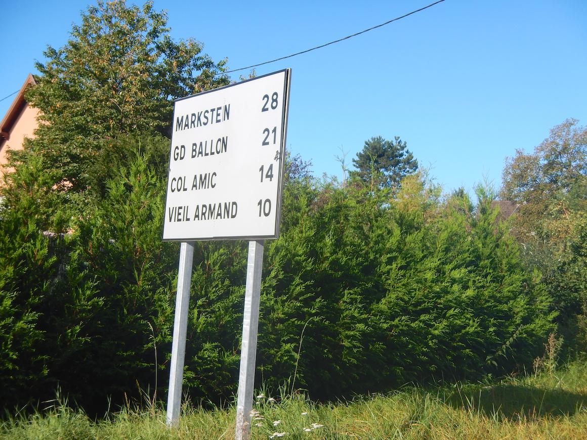 21 km Anstieg!